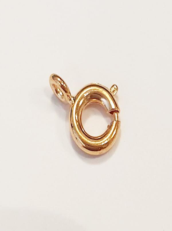 base metal bolt ring